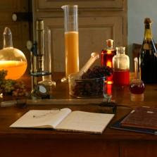< Pasteur's house Arbois laboratory>